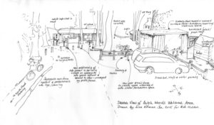 Sketch view A3